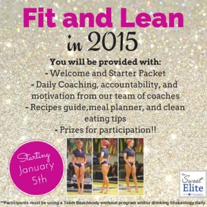 Fit and Lean 2015